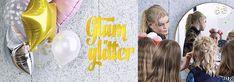 Tyttöjen glam glitter party!   Pop up kemut Glam And Glitter, Glitter Party, Pop, Crack Cake, Popular, Pop Music