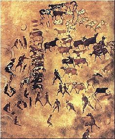 Resultado de imagen para caverna de tassili