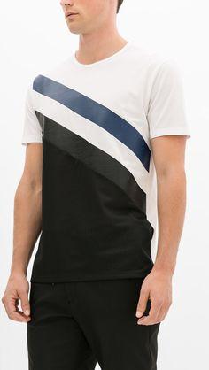 T-shirt ZARA MAN