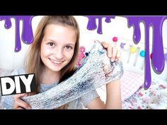 DIY SLIME i INTELIGENTNA PLASTELINA ❤ CookieMint - YouTube