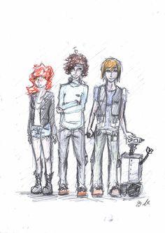 Felix, Net & Nika