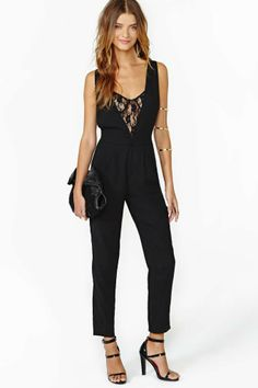 baa71e0503a9 In Too Deep Jumpsuit in The Perfect 10 Day 5 at Nasty Gal