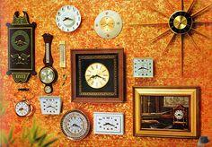 1968 Raleigh/BelAir cigarette coupon catalog (Clocks)