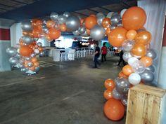 15 meter #garland #biogegradable #Capetowninternationalairport Cape Town, Garland, Gym Equipment, Balloons, Globes, Balloon, Workout Equipment, Garlands, Floral Crowns