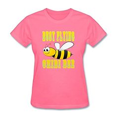 77876fe91 Custom Female Chibi Bee O-Neck Short Sleeve T Shirt T Shirts - LARGE,