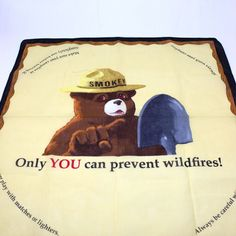 Very durable. THREE SMOKEY BEAR Collector/'s Pins  Classic  Pin