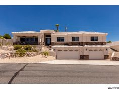 2870 Pony Dr, Lake Havasu City - ** Just Listed **  Custom 3 bedroom with heated saltwater pool, over 2500Sqft of living area and 40' deep garage with elevator.  http://www.homesearchlakehavasu.com/property/917074/