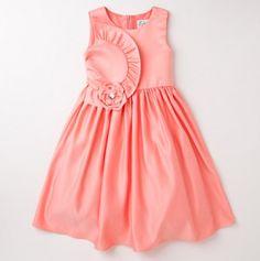 Toddler Michaela Easter Dress.