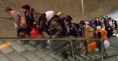 Köln Bonner Flughafen und seine großen Geheimnisse bei Nacht