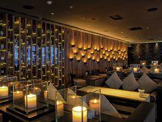 Restaurant Design Moderne, Resturant Interior Design, Bar Interior Design, Cafe Design, Lounge Design, Hookah Lounge Decor, Deco Baroque, Nightclub Design, Restaurant Lighting