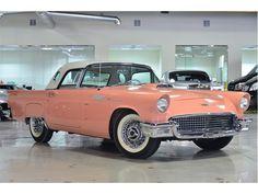 ford thunderbird in Cars & Trucks Floyd Mayweather, Classy Cars, Sexy Cars, Ford Motor Company, Old Vintage Cars, Antique Cars, Vintage Cars For Sale, Vintage Items, Thunderbird Car