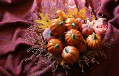 My Kentucky Living :Photography, fall throws, and a centerpiece
