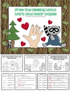 free-the-kissing-hand-work-and-color-pages