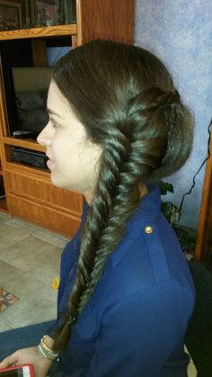 Side Fishtail