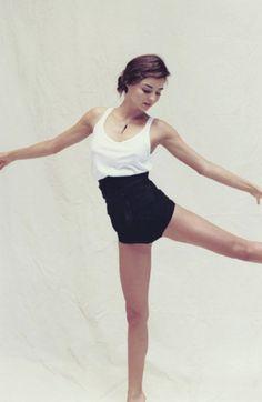 ballerinas are so beautiful & graceful