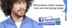 COMPETITION: Win Men's apparel from the new Vedoneire Spring 2013 range. Click here to enter --> http://woobox.com/qpdjg4