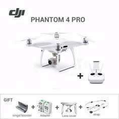 This Is a Great Fathers Day Gift, Order Now To Receive Gift In Time For Fathers Day !!DJI Phantom 4 Pro Plus Drone Original