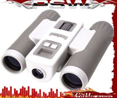 111026 BINOCULARS BUSHNELL ImageView™ 10 x 25mm Built in Digital Camera