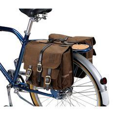 TransIt Classic Saddlebags - Panniers / Rack Trunks / Handlebar Bags Bicycle Rear Rack, Bike Bag, Bicycle Accessories, Motorbikes, Backpacking, Baby Strollers, Trunks, Bike Stuff, Scooters