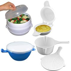 Dorm Cooking Set - looks like a good buy for a new college student! Going Back To College, New College, College Dorm Rooms, College Life, College Cooking, Cooking On A Budget, Microwave Recipes, Cooking Recipes, Cooking Tips