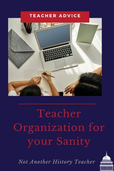 Teacher organization is an essential skill in education. I consider myself a highly organized person, possibly due to my mother, yet many students and teachers have never perfected this elusive talent.Incorporating technology into daily instruction is one way in which teachers can leverage more time, restructure learning activities so they become more meaningful and provide opportunities for more rigorous instruction.
