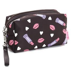 0831036145d1 Amazon.com: Waterproof Fabric Cosmetic Bags Portable Travel Double Layer  Makeup Organizer Clutch Bag