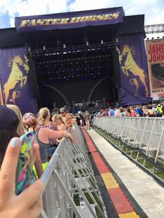 11 Signs You Just Got Back From Faster Horses Festival
