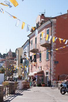 Giglio Porto - Isola del Giglio, Grosseto - Toscana