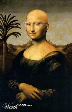 Mona Lisa (bad hair day) - (Dunway Enterprises) http://www.amazon.com/gp/product/B00V21RBOY/ref=as_li_tl?ie=UTF8&camp=1789&creative=9325&creativeASIN=B00V21RBOY&linkCode=as2&tag=freedietsecre-20&linkId=VQRH7MCT3ZWPHKUL