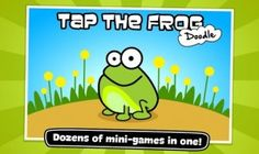 Join 100,000+ Tap the Frog players across globe! Jump in & get tapping! Ribbit! Do you've what it takes to help Frog jump, paint & spacewalk the way to his sweetheart? Everyone's favourite Frog is on mission to become a Frog Prince! Join the Frog as he embarks on adventure that will take him from lily pads of his home pond to the farthest reaches of the outer space. Easy to play yet challenging to master,