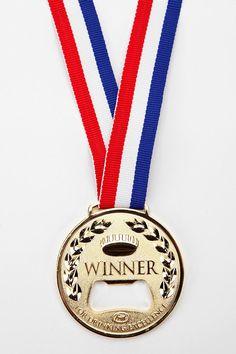 WINNING!! Winner Bottle Opener