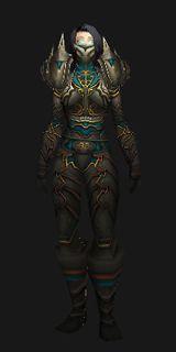 Bonescythe Armor - Transmog Set - World of Warcraft