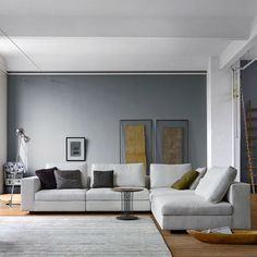 Living Landscape sofa - EOOS - Walter Knoll