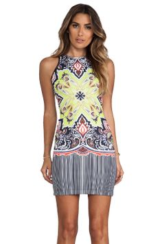 Clover Canyon Havana Paisley Dress in Multi from REVOLVEclothing