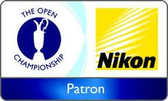 Nikon are Patron supporters of The Open Championship