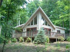 West Jefferson cabin rental - The Nut House