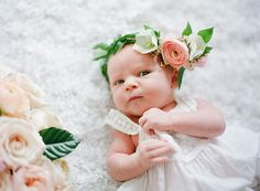 Winter newborn photos | JL Designs | Carmen Santonelli | 100 Layer Cakelet