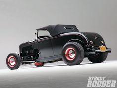 1932 Ford Roadster Hotrod Hot Rod Custom Old school USA 1600x1200-23