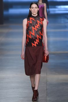 visual optimism; fashion editorials, shows, campaigns & more!: christopher kane F/W 2015.16 london