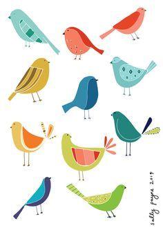 Image result for bird illustrations