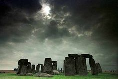 In ancient times, hundreds of years before the dawn of history, an ancient race of people... the Druids. No one knows who they were or what they were doing...