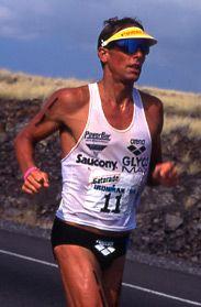 Dave Scott. Ironman. ---> and my coach until IM 70.3 Hagesund Norway 2013 YEAH :D