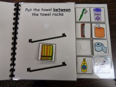 Empowered By THEM: Preposition Books- I purchased these and they are nicely done.  I think I could make some more using the same format.