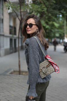 aviator leather jacket looks - Lady Addict
