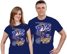Luna Pops design for T-Shirts & more. Check em' out now at unamee.com! #MLPShirt #MLPLuna #Pony #Ponies