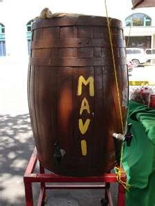 mavi- a beer taste like drink. Very good.   PUERTO RICO FOODS