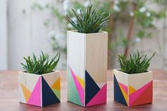 Quirky DIY Wedding Centerpieces   Apartment Therapy