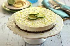 No Bake Treats, Limes, Cake Cookies, Vanilla Cake, A Food, Cheesecake, Pudding, Sweets, Snacks