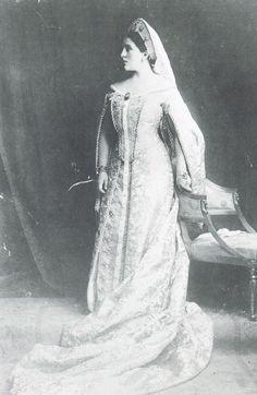 Princesse Catherine Nicolaievna Galitzine, nee Khvostchinsky