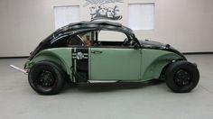 '66 VW Ragtop   Frankman Motor